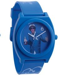 the beastie boys release limited edition watch to support adam yauch park