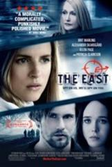 the east - cast: brit marling, alexander skarsgard, ellen page, patricia clarkson, julia ormond, toby kebbell, shiloh fernandez, aldis hodge